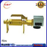 Preço portátil de alta velocidade da máquina da marcação do laser da fibra