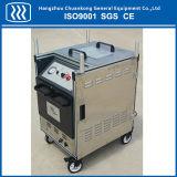 Máquina de hielo seco limpieza a chorro