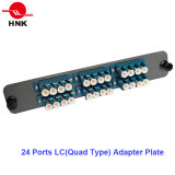 144의 코어 4u Rack Mount Fiber Optic Patch Panel