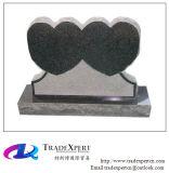 De verschillende Liefde van het Graniet van de Grafsteen van de Stijl