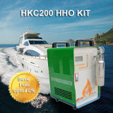 Hot-Selling Free Shipping Car Bus Truck Bateau 12 / 24V Hho Hydrogen Generator Car Kit