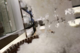 Spezielle klebrige weiße Ente unten für hochwertiges