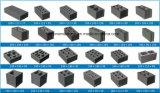 Qtj4-26cの小さい砂のコンクリートブロックの煉瓦作成機械