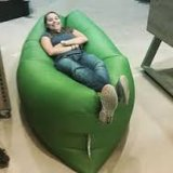 2016 Form-populäre faule Kneipe-aufblasbarer Luft-Schlafsack/Sofa