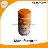 фабрика OEM 30PCS сделала качеством еды Hand&Mouth влажный Wipe для младенца