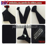 Großhandelsmänner yiwu-China bindet 100% Silk die Krawatten-Halsbekleidung (T8035)