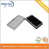 De aangepaste Zilveren Verpakkende Doos Chocalate van de Parel (QYCI1519)