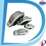 Acoplamento de eixo rápido da embreagem rígida do conetor da tubulação com selo de borracha