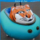 Barco de parachoques inflable eléctrico con pilas teledirigido