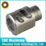 Acessórios de aço de alumínio fazendo à máquina do CNC do costume para a mobília