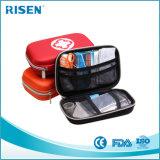 Eco EVA cómoda mini kit de primeros auxilios del pequeño viaje