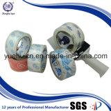 Bande imperméable à l'eau d'emballage du cristal BOPP de force à haute résistance