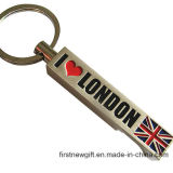 Souvenir relativo à promoção Gift Keychain Bottle Opener com Qr Code (F5018E)