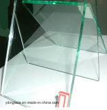 4mm Clear Annealed Glass con Highquality per Tempring