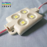 Impermeabilizar 4 Pieces LED Chips con 0.96W DC12V LED Module