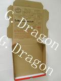 Chiusura d'angolo del contenitore di pizza del cartone per scatole per la durezza (DDB12004)
