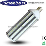 알루미늄 E40 80W LED Corn 정원 Light LED Post Top