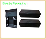 Cream Color Earring Jewelry Box Wholesale/ Foldable Jewellery Box