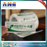 La frecuencia ultraelevada de RFID 860-960MHz Anti-Trata de forzar la etiqueta de cristal para la administración de sistemas del etc