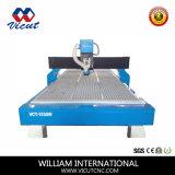 높은 정밀도 (VCT-1325W)를 가진 새로운 디자인 CNC 목제 기계