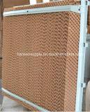 Encaixes da almofada refrigerar evaporativo para o condicionador de ar