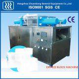 Macchina industriale del blocco di ghiaccio asciutto da vendere