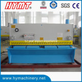 QC11y-10X3200 Hydraulic Guillotine Shearing Machinery 또는 Steel Plate Cutting Machinery