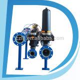 """2 """" 3 """" 4 """" filtro de placa líquido do disco do mícron PA6 da água automática da filtragem da água do remoinho"""