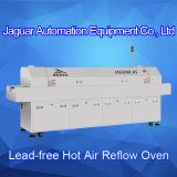 Forno sem chumbo do Reflow do IR com 5 zonas de aquecimento (A5)