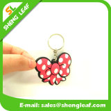 Custom Branded Soft PVC chaveiro Keychain borboleta (SLF-KC080)
