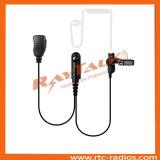 Écouteur par radio de police pour Motorola Dp2000/Dp2400/Dp2600