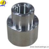 CNC do costume do OEM que mmói as peças feitas à máquina do aço inoxidável