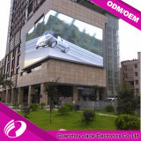 화소 피치 8mm 옥외 풀 컬러 구부려진 발광 다이오드 표시