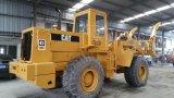 De Bolivië-gebruikte Lader van het Logboek van de Kat 966e voor hout-grijpt Motor de In bijlage van Cummins vast
