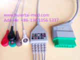 Cable de Nihon Kohden Snap&Clip 12pin 5 ECG