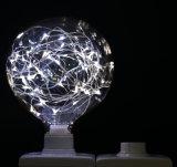 Bulbo de cobre de Edison de la vendimia de la lámpara del LED G125 E27