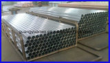6082 T6 Aluminum Powder Coat Tubes 또는 Pipe