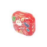 Коробка олова упаковки украшения способа празднества качества еды конфеты печенья серии