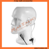 Écouteur de 2 de fil nécessaires de surveillance pour la radio bi-directionnelle Em-4342