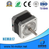 Mini motor deslizante do NEMA 17/42*42