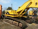 Hydrauic-Bomba-Buen excavador de la correa eslabonada del Original-Motor de 25t-Digger-Excavating Used-Cat-325b
