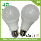 Sales caldo 3W 5W 7W 9W 12W E27 B22 LED Light Bulb