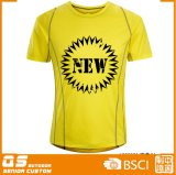 Mode T-Shirt&#160 à séchage rapide de l'impression des hommes ;