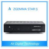 Enigma2 리눅스 OS를 가진 가득 차있는 HD 수신기 DVB-S2 Zgemma 별 S