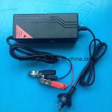 cargador de batería eléctrico de la vespa de la bici de la batería de plomo de 24V 4A