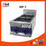 Машина выпечки оборудования гостиницы оборудования кухни машины еды оборудования доставки с обслуживанием BBQ оборудования хлебопекарни Ce газовой горелки (GBR-4)