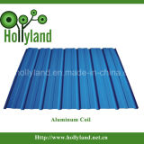 Bobina de aluminio estándar del GB de la superficie brillante