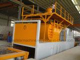 Chaîne de production de marbre artificielle de bloc pour faire la machine de pierre et de presse