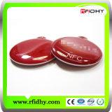 Mf/S20/S50/S70/Ultralight personnalisent l'étiquette époxy du dessin animé NFC