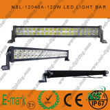 DEL hors de Road Light Bar, 40PCS*3W éclairage LED Bar, éclairage LED Bar d'Epsitar hors de Road Driving